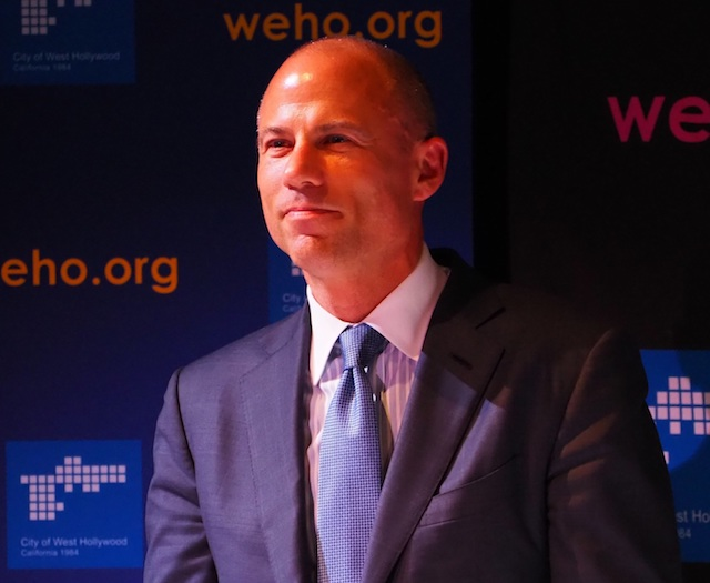 Attorney Michael Avenatti Arrested, Accused Of Extorting Nike For Over $20 Million