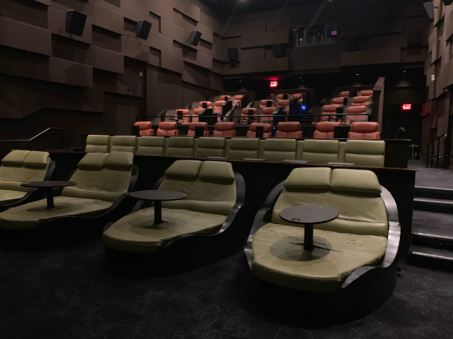 The 8 Best Eat-In Movie Theaters In NYC