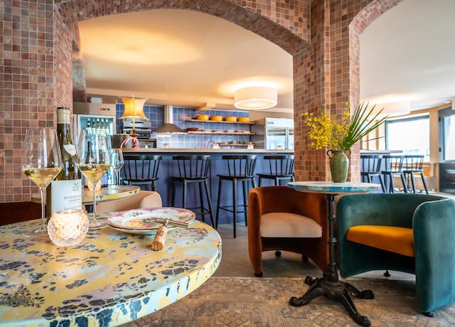 Tuck Into Niche Niche, A Cozy New Wine Bar In SoHo