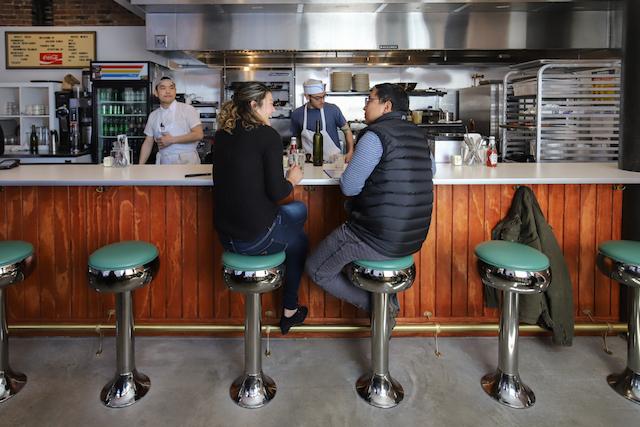 Former Momofuku Ko Chef Opens Golden Diner In Two Bridges