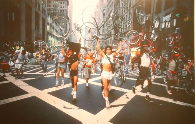 Photos: Fascinating New Exhibit Traces History Of Cycling In NYC