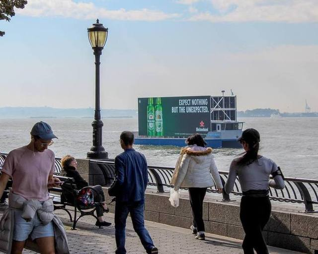 City Councilmembers Propose $100,000 Fine For 'Hideous' LED Billboard Boats