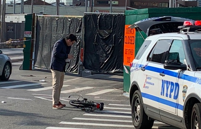 Cyclist Killed On LIC Road Where Locals Recently Asked For A Bike Lane - Gothamist