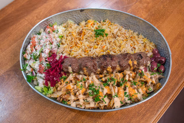 LES Shawarma Stand Zyara Is One Of The City's Great Mediterranean Spots