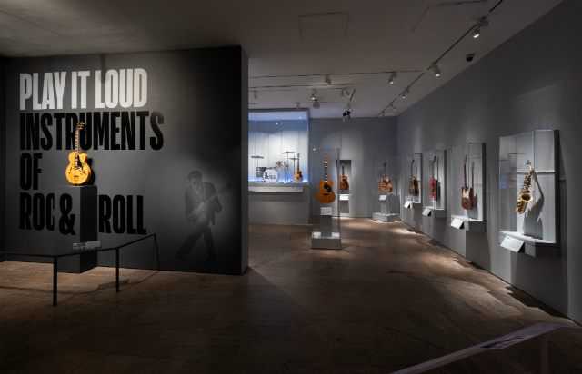 Photos: The Met Celebrates Rock History With Its First Ever Rock & Roll Instruments Exhibit