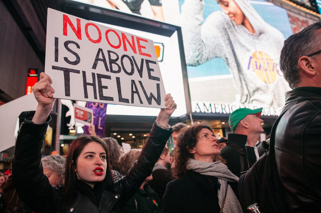 Protests Planned In NYC, Nationwide Tonight To Demand Full Public Release Of Mueller Report