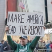 'All We've Heard Is Deception': Scenes From The NYC Protest Demanding Full Release Of The Mueller Report