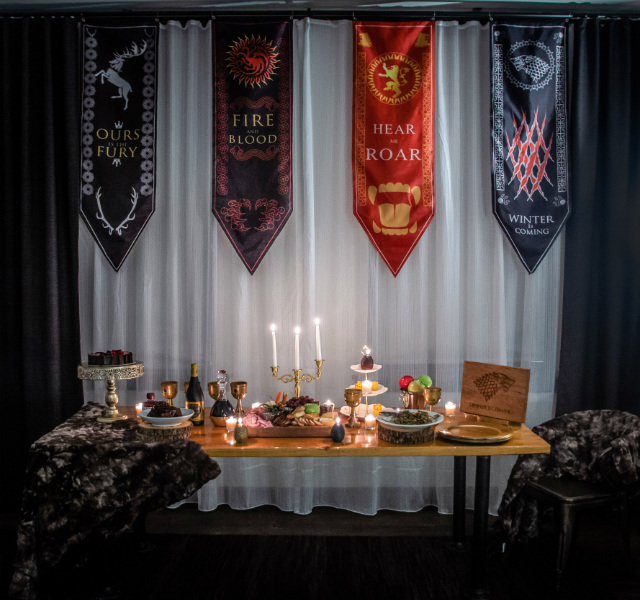 For $569, You Can Stay In A Game Of Thrones-Themed 'Lannister's Lair' Hotel Suite In Midtown