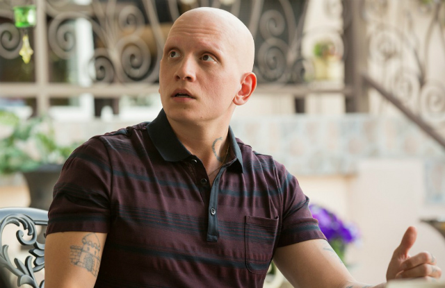 Interview: 'Barry' Scene Stealer Anthony Carrigan, AKA NoHo Hank, Met His Wife On The Subway
