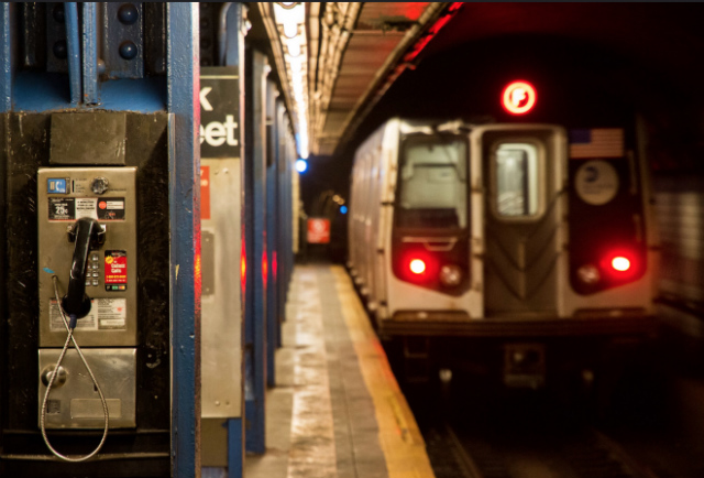 Effing F Train Completely F's Up This Morning's Subway Commute