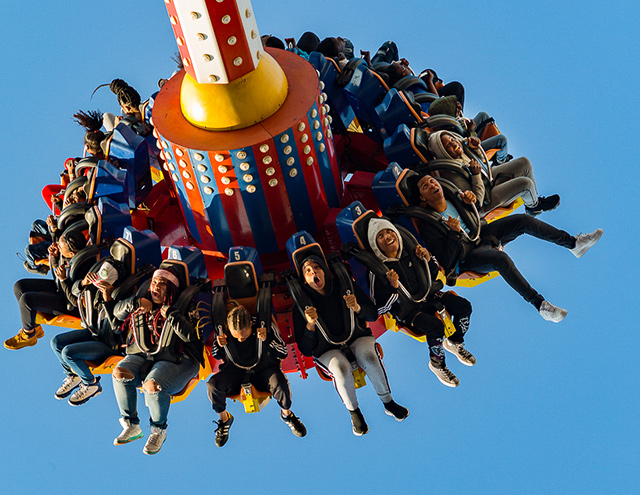 Photos: Coney Island's Luna Park Opens For The Summer