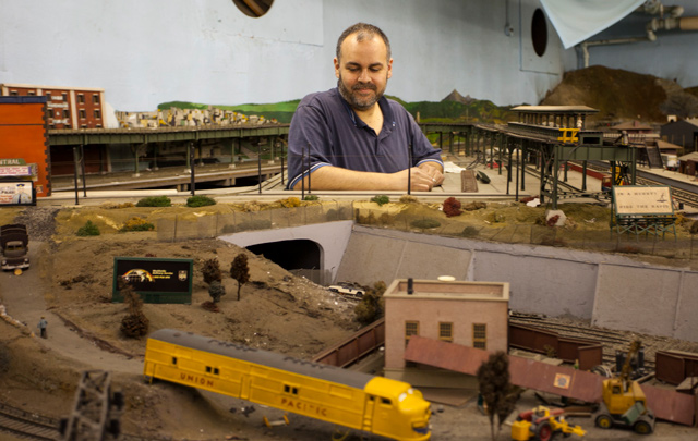 See The Amazing Model Railroad Club That's Being Forced Out Of Brooklyn