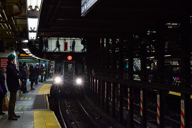 Woman Dies After Being Dragged Under Subway Train At Union Square