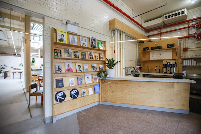 Photos: Inside Gowanus's Experimental Venue Public Records