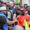 Photos: Rival Gang Members March For Peace In The Bronx