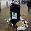 The MTA Is Selling This Used Subway Trash Can For Just $375