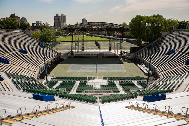 Here's Who's Playing At The Delightful Forest Hills Stadium This Summer