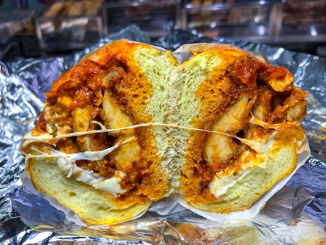 The 10 Best Parm Sandwich Spots In NYC