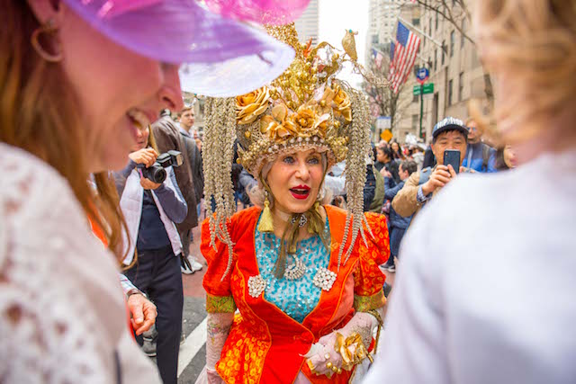 Photos: The Gloriously Creative Bonnets From Easter Parade 2019