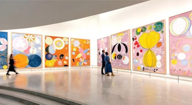 The Guggenheim's Hilma af Klint Exhibition Was Their Most Visited EVER
