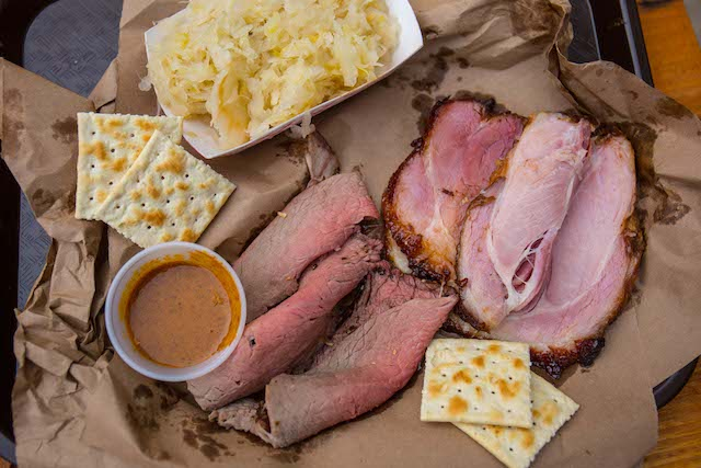 Mothership Meat Company Smoking Up Terrific Texas-Style BBQ In Queens