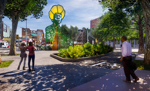 Here's The Shirley Chisholm Monument Coming To Brooklyn In 2020