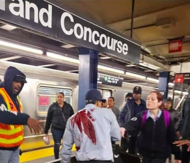 'It Was An Attempted Murder': Subway Conductor Stabbed In The Bronx