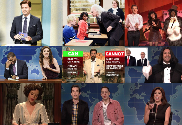 The Best Live Sketches Of 'Saturday Night Live' Season 44