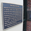 'Autobiography of Malcolm X' Author Alex Haley Honored With Greenwich Village Plaque
