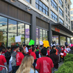 NYC's App Drivers Rally In Solidarity For More Pay, Better Conditions