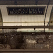 Will Brooklyn Heights' Clark Street Station Be Closing For A Year?