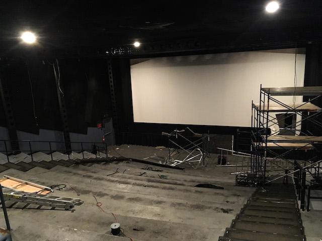 A Last Look Inside Sunshine Cinema Before It's Demolished