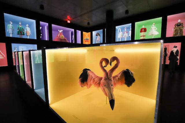 Inside The Costume Institute's CAMP Exhibit At The Met