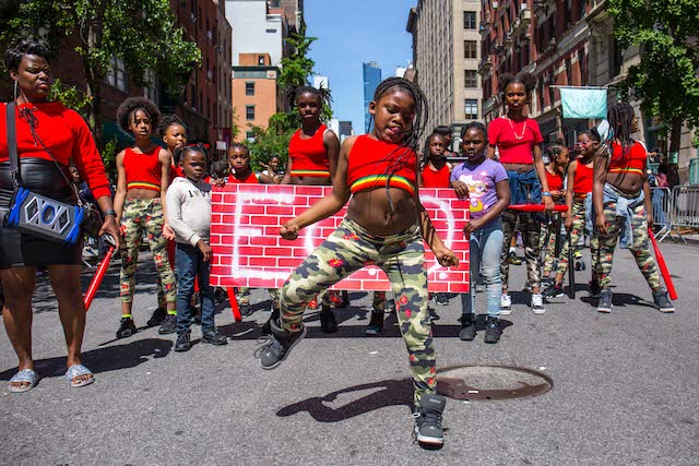 Photos: Dance Parade Turns East Village Into A Giant Street Party