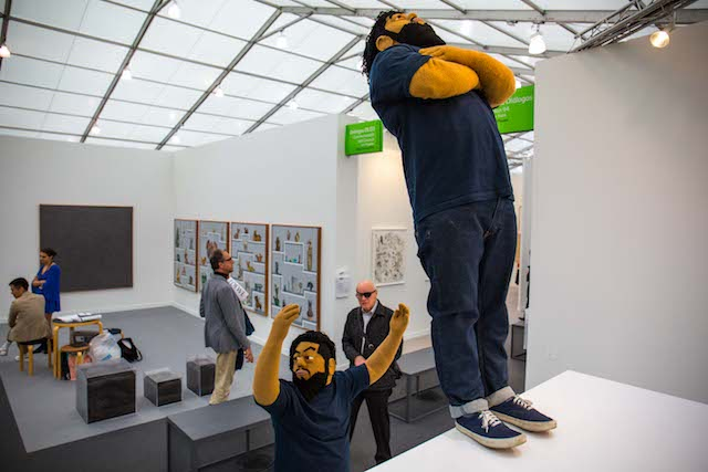 Frieze Brings Contemporary Art World Back To Randall's Island