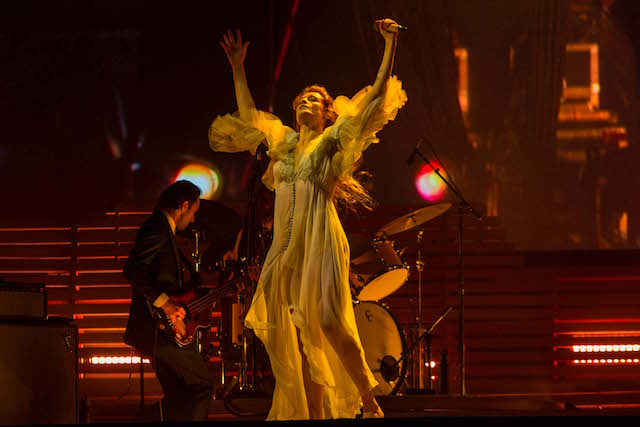 Photos, Videos: Big Crowds At Gov Ball For Florence + The Machine, The 1975, Playboi Carti And More