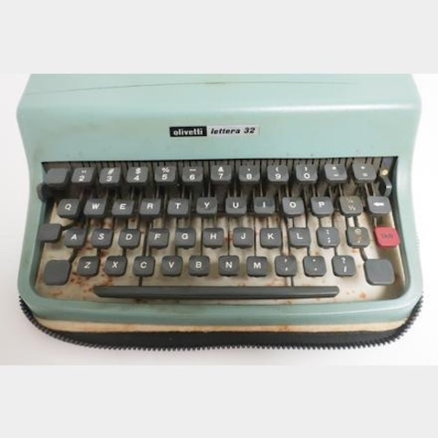How Much Would You Pay To Own Philip Roth's Olivetti Typewriter?