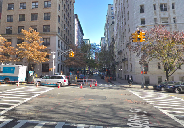 Two Pedestrians Hit By Driver On UWS, One Critically Injured