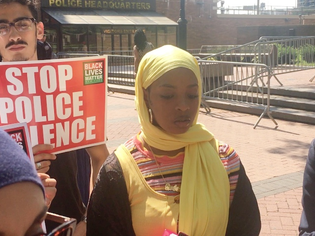 A Simple Traffic Violation By A Black Muslim Woman Resulted In A Neck Fracture At The Hands Of The NYPD