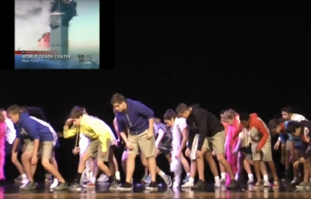 The Origin Story Of That Viral 9/11 Middle School Tribute Performance