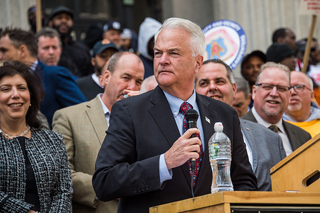 Staten Island DA McMahon Bought St. Patrick's Day Breakfasts With Unspent Campaign Money