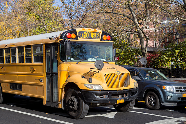 Parents Will Be Able To Track NYC School Buses With An App