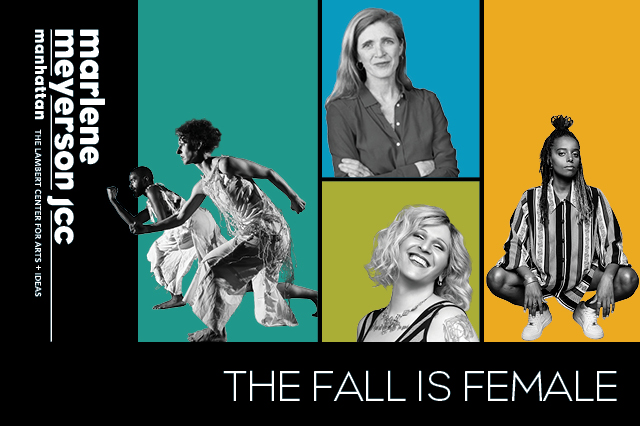 Fearless Change-Makers + Cutting-Edge Creators: The Fall is Female