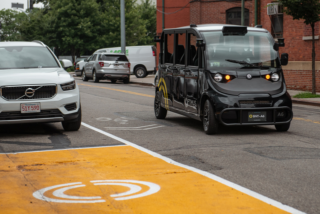 Will Brooklyn's New Autonomous Cars 'Turn Us Back To The 1950s'?