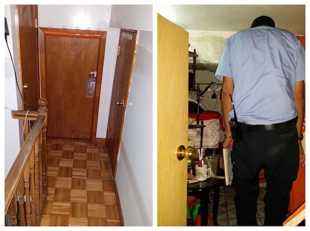 City Busts Half-Size 'Being John Malkovich' Apartment Cubbies