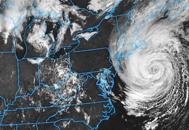 Tropical Storm Jose brings high winds, power outages