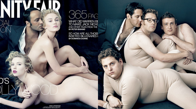 The magazine is giving their sultry Tom Ford/Keira Knightley/Scarlett
