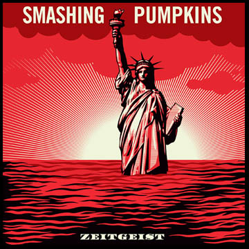 smashing pumpkins cover art