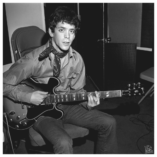 Philosophy blog: Lou Reed guitar Velvet Underground