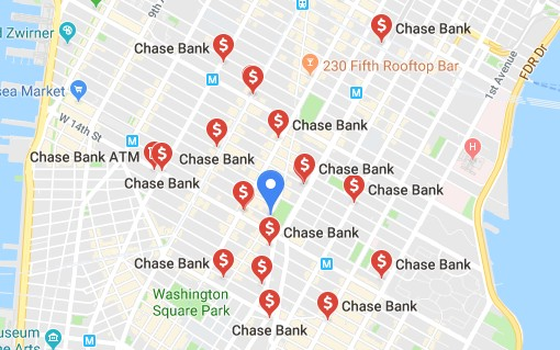 Union Square's Old Coffee Shop To Become A You Know What ... on chase online banking, bank of america map, citibank map, macy's map, first midwest bank map, chase atm locations, panera bread map, fifth third bank map, jack in the box map, td bank map, pnc bank map, first financial bank map, quiktrip map, petsmart map, flagstar map, chase atm map, lowe's map, regions bank map, suntrust bank map, becu map,